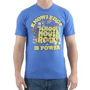 Ripple Junction Schoolhouse Rock T-Shirt